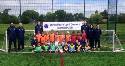 Kickers Club - Shrewsbury Up & Comers